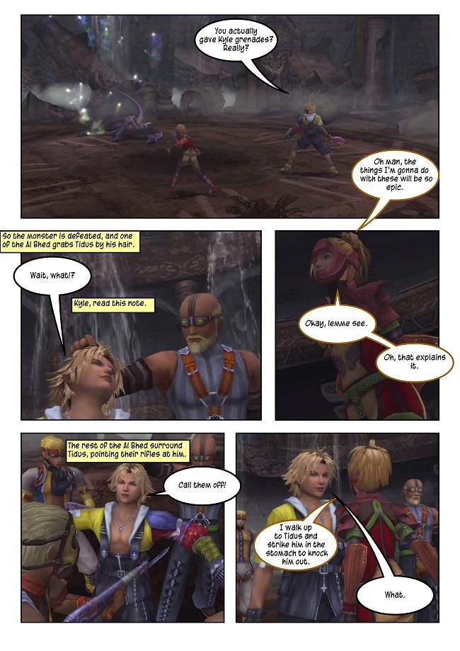 017: Betrayal! 2: The Betrayal Strikes Back!